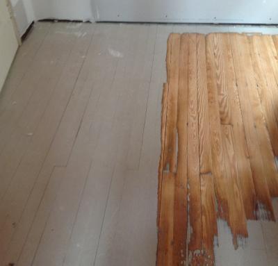 Wood floor refinishing avalon nj 08202 for Refinishing painted hardwood floors