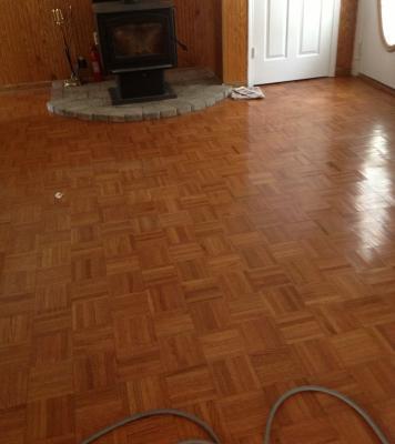 Resurfacing A Hardwood Floor Galloway Nj 08205