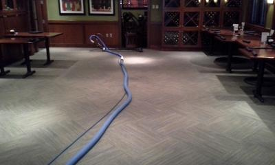 Restaurant Dining Room Carpet Cleaning Columbia Maryland