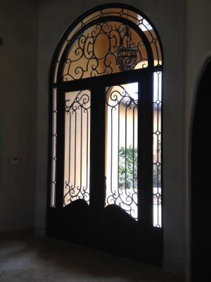 Iron Entry Doors San Diego Poway Mira Mesa California