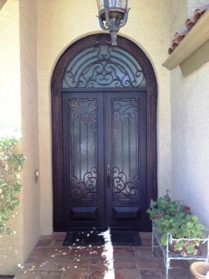 Iron Entry Doors In Atlanta Ga 30301 Iron Garage Doors