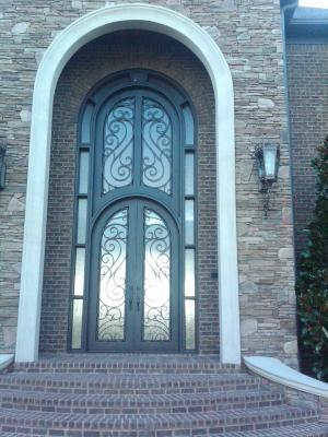 Iron Doors Salt Lake City Utah Ornamental Garage Doors