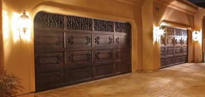 Custom Wrought Iron Entry Doors Los Altos Cupertino