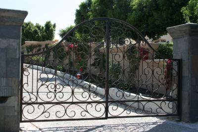 Wrought Iron Gates In Phoenix Az