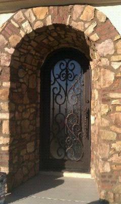Arizona Phoenix Valley Iron Entry Doors Chandler Tempe