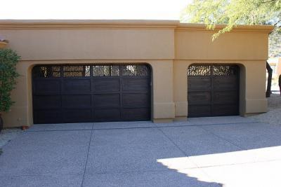 Merveilleux Wrought Iron Garage Doors