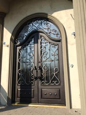 Custom Iron Entry Doors Goodyear Phoenix Avondale Arizona