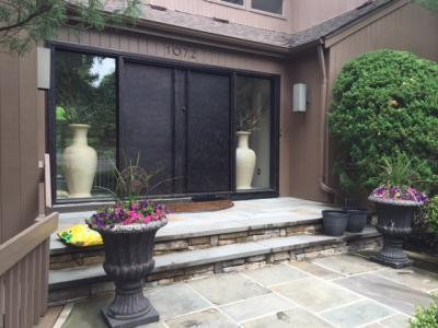 Custom Iron Entry Door New York Long Island Staten Island