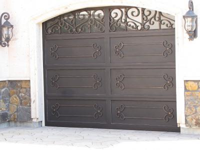 How To Select An Iron Garage Door Scottsdale Phoenix