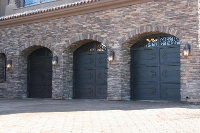 How to select an iron garage door scottsdale phoenix for Garage door scottsdale