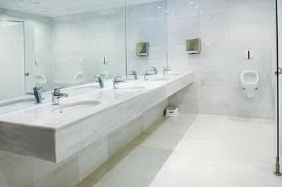 Edmonton AB How To Clean A Commercial Bathroom Professional