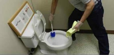 Edmonton AB Commercial Bathroom Cleaning Restroom Cleaning For