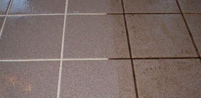 Edmonton AB, Grout cleaning for Unsealed Tile Floors, Commercial ...