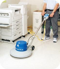 How to Clean Vinyl Floor Tiles of Your Office in Edmonton, AB